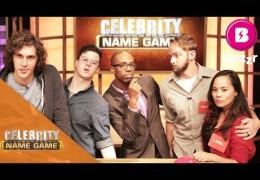 Hosting:  Celebrity Name Game