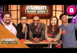 Celebrity Name Game: Screen Junkies VS. Leenda D Productions