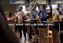 National Commercial: Buffalo Wild Wings